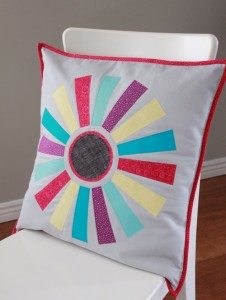 Starburst Pillow pattern 1