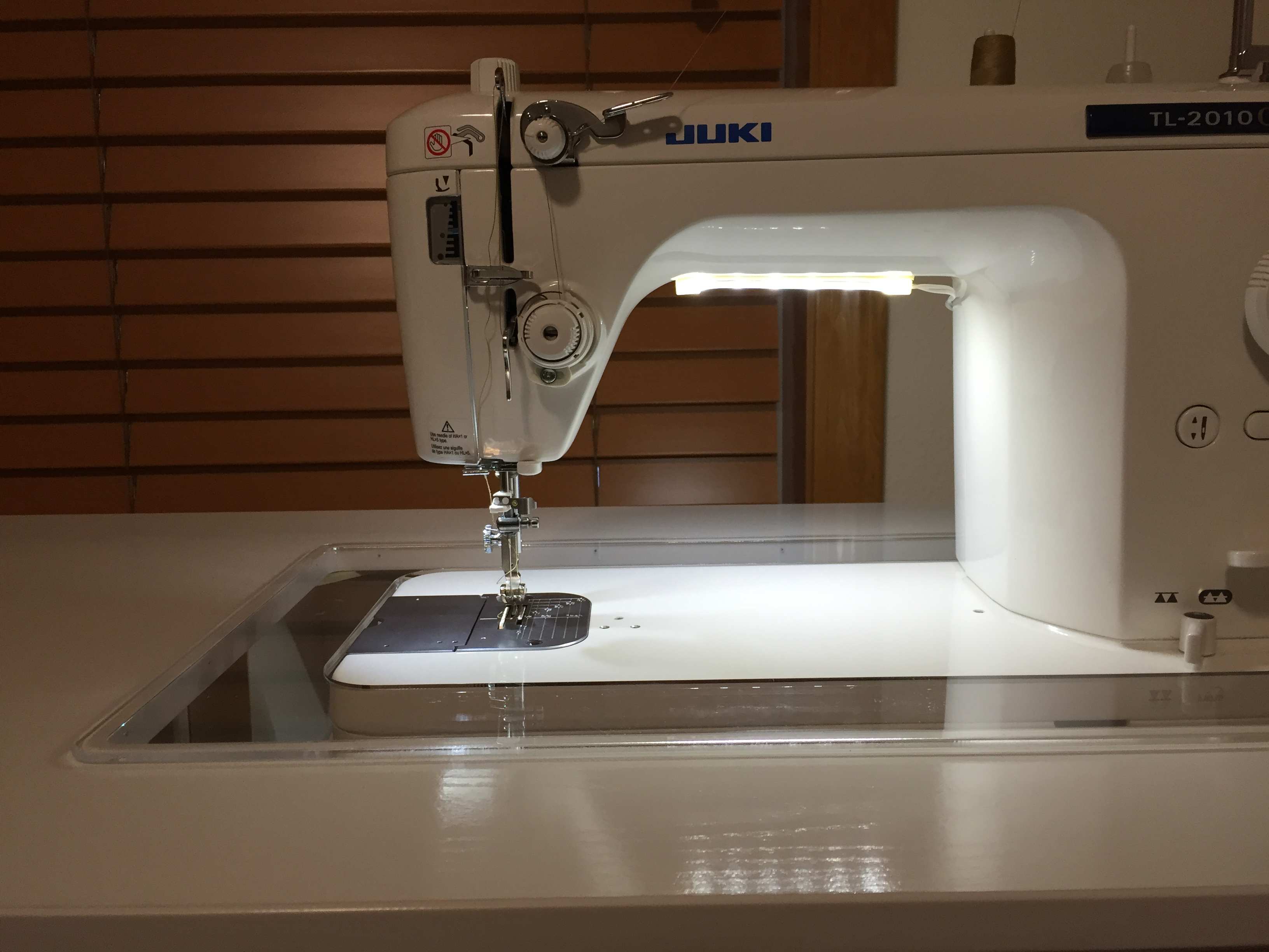 tool review tuesday led sewing machine light kit notions the
